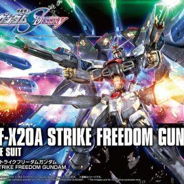 Bandai HGCE 1/144 GUNDAM ZGMF-X20A STRIKE FREEDOM REVIVE