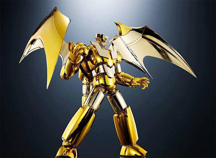 BANDAI SRC SHIN MAZINGER Z GOLD VER (PRODOTTO SU RICHIESTA)