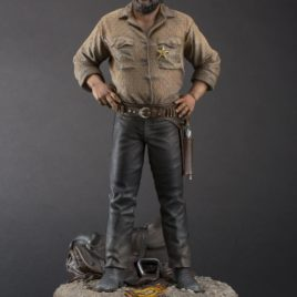 INFINITE STATUE BUD SPENCER OLD&RARE 1/6 RESIN STATUE