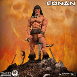 MEZCO ONE 12 COLL CONAN THE BARBARIAN