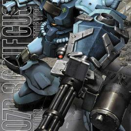 Bandai MG 1/100 – Gundam MS-07B3 GOUF CUSTOM