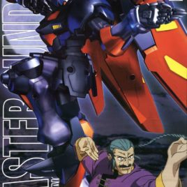 Bandai MG 1/100 – Gundam Fighter MASTER ASIA