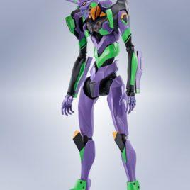 BANDAI ROBOT SPIRITS NGE EVA TEST T 01 NEW TH ED