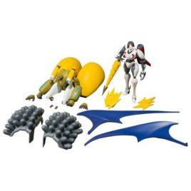 BANDAI Super MINIPLA Getter Robo Armageddon Vol. 4 Plastic Kit Box Set Bandai Premium Exclusive