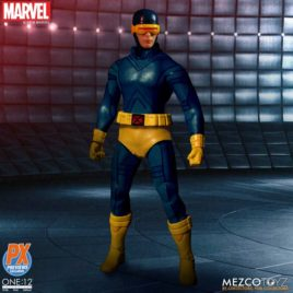 MEZCO ONE 12 COLL MARVEL PX CLASSIC CYCLOPS AF