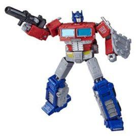 HASBRO-TAKARA TOMY Transformers Generations – War for Cybertron: Siege – Optimus Prime + Trailer