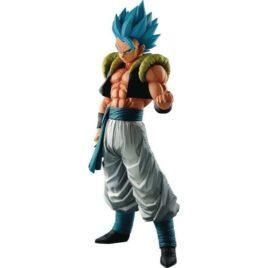 BANDAI Dragon Ball Super Ichibansho PVC Statue Super Saiyan God SS Gogeta 30 cm