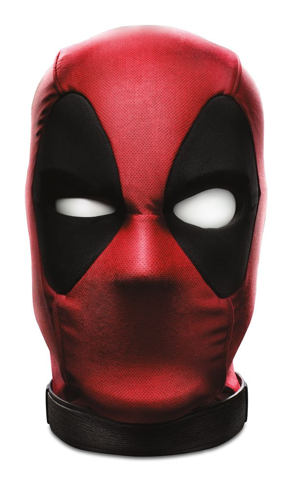 HASBRO Marvel Legends Premium - Interactive Head Deadpool