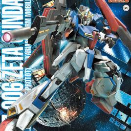BANDAI MG 1/100 MSZ-006 Zeta Gundam versione 2.0