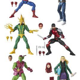 HASBRO – Marvel Retro Collection – Spider-Man 2020 Wave 1 (x6 personaggi)
