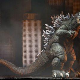 Neca Godzilla 2001 Head to Tail Action Figure – GODZILLA