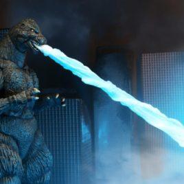 Neca Godzilla 1989 Head to Tail Action Figure – GODZILLA