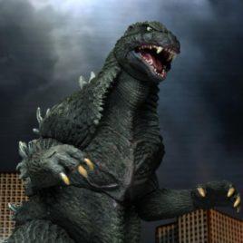 Neca Godzilla 2003 Head to Tail Action Figure – GODZILLA
