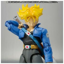 Bandai S.H. Figuarts Dragon Ball Z – TRUNKS – premium color edition – (USATO)