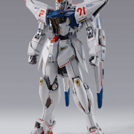 BANDAI METAL BUILD GUNDAM F91 CHRONICLE WHITE