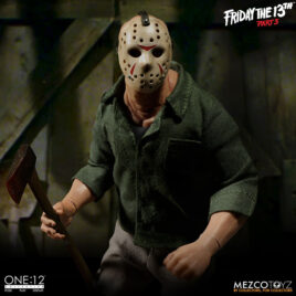 MEZCO FRIDAY THE 13TH PART 3 JASON CLOTH
