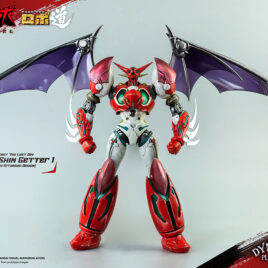 THREEZERO ROBO-DOU – SHIN GETTER 1 ANIME COLOR VERSION