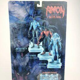 FEWTURE DEVILMAN – AMON Apocalypse of DEVILMAN – OVA version SET COMPLETO (Devilman-Amon-Saylos)