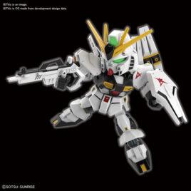 Bandai MODEL KIT SD GUNDAM EX-STANDARD – Nu Gundam Rx-93