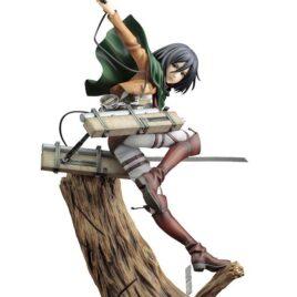 KOTOBUKIYA Attack on Titan ARTFX J Statue 1/8 Mikasa Ackerman Renewal Package Ver. 35 cm
