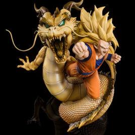 "BANDAI DRAGON BALL ZERO – SS3 SON GOKU ""Dragon Fist Explosion"""