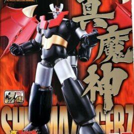 Bandai SRC Super Robot Chogokin – SHIN MAZINGER Z