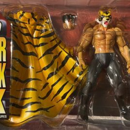Kaiyodo Xebec Toys – Violence Action Figures N.09 – TIGER MASK DX (BLOODY version)
