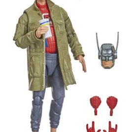 HASBRO Marvel Legends – Spider-Man INTO THE SPIDER-VERSE – Peter B. Parker