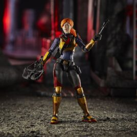 HASBRO Marvel Legends – G.I. Joe Classified Series Action Figures 2021 Wave 1- SCARLETT