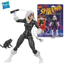 HASBRO – Marvel Retro Collection – Spider-Man – Black Cat