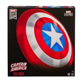 HASBRO Marvel Legends Series – Scudo Capitan America (80th Anniversary)