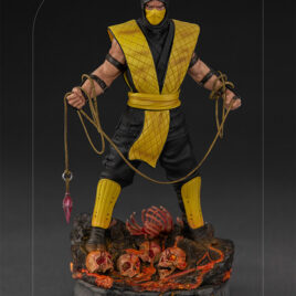 IRON STUDIOS MORTAL KOMBAT – SCORPION 1/10 ART STATUE