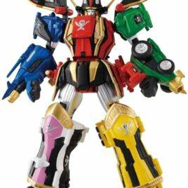 Bandai SRC Super Robot Chogokin – GOKAI OH (USATO)