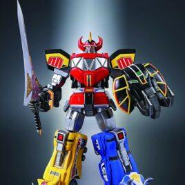 Bandai SRC Super Robot Chogokin – MEGAZORD