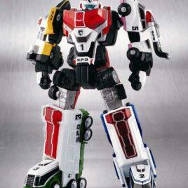 Bandai SRC Super Robot Chogokin – DEKARANGERROBO (USATO)