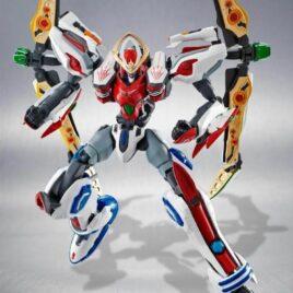 Bandai SRC Super Robot Chogokin – SOLAR AQUARION (USATO)