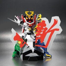 Bandai SRC Super Robot Chogokin – SHINKENOH (USATO)