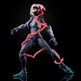 HASBRO – Marvel Legends Series – GHOST SPIDER (PARTI BAF MANCANTI)