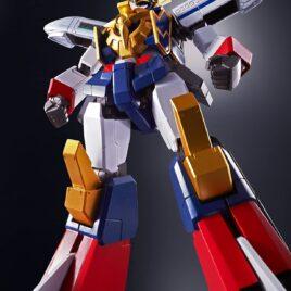 Bandai SRC Super Robot Chogokin – MIGHTGAINE (USATO)