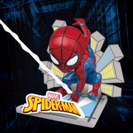 BEAST KINGDOM – Mini Egg Attack – MARVEL COMICS – SPIDER-MAN