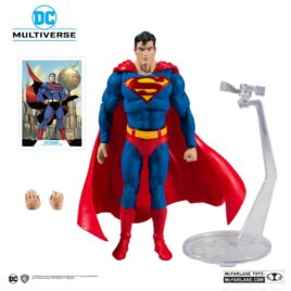 McFarlane Toys – DC Rebirth – Superman (Modern) Action Comics #1000