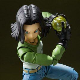 BANDAI S.H. Figuarts Dragon Ball Super – Android 17 -Universe Survival Saga- (Ver. EUROPEA)