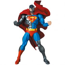 MAFEX Return of Superman – Cyborg Superman
