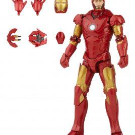 HASBRO – MARVEL LEGENDS SERIES – The Infinity Saga – Iron Man Mark III (Iron Man)