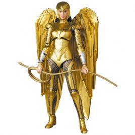 MAFEX WW84 – Wonder Woman Golden Armor Ver.
