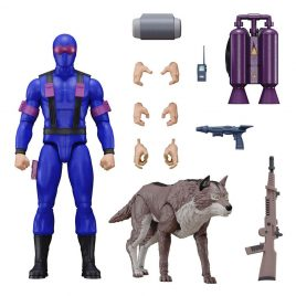 SUPER7 G.I. Joe Ultimates Action Figure Snake Eyes [Real American Hero] 18 cm