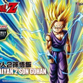 Bandai Figure-rise Dragon Ball Z –  SUPER SAIYAN 2 SON GOHAN