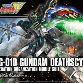Bandai Gunpla HG – HG After Colony GUNDAM DEATHSCYTHE 1/144