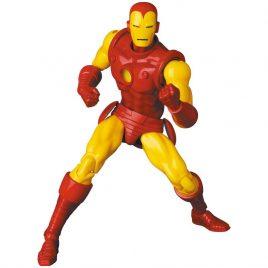 MAFEX Iron Man – Iron Man (Comic Ver.)