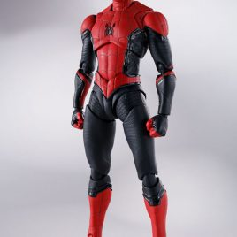 BANDAI SPIDER-MAN NO WAY HOME UPDATE SUIT SHF